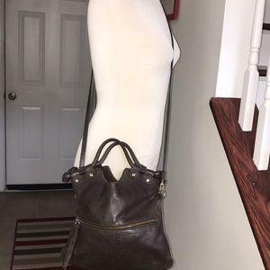 Pietro Alessandro Leather Crossbody Bag 😘
